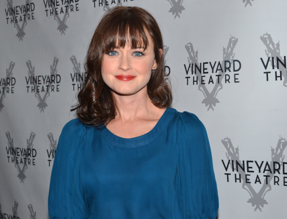 Alexis Bledel is set to participate in a reading of Academy Award winning screenwriter Tom Schulman's Sacrilegious.