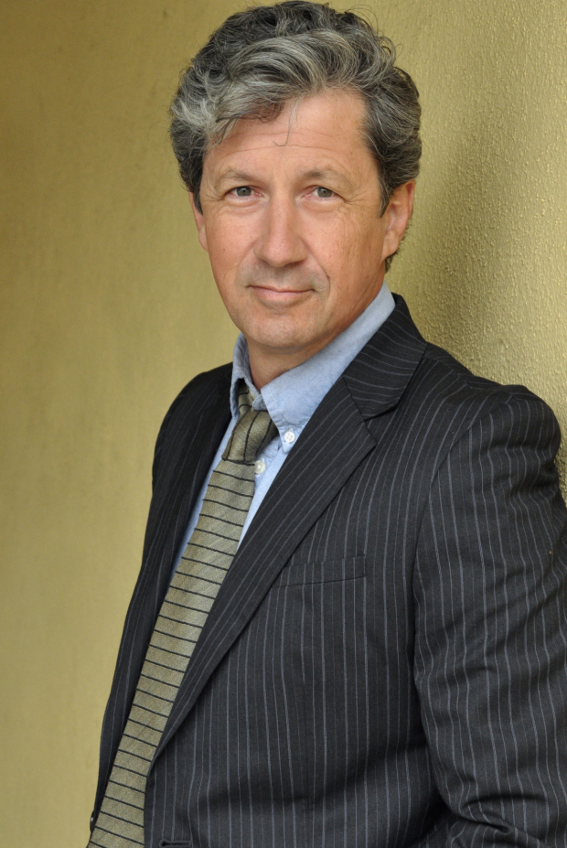 Charles Shaughnessy plays Henry Higgins in Theatre by the Sea's presentation of My Fair Lady.