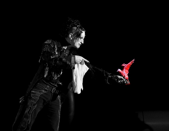 The Illusionists' Anti-Conjurer Dan Sperry returns to Broadway this fall.