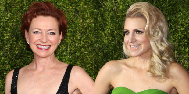 Tony winners Julie White and Annaleigh Ashford will star in A.R. Gurney's Sylvia on Broadway.
