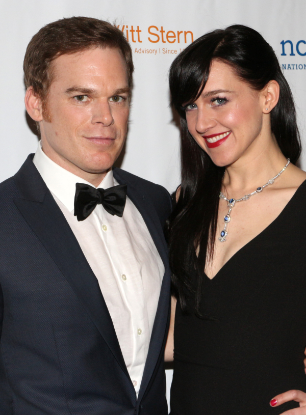 Hedwig alums Michael C. Hall and Lena Hall will headline a reading of Stephen Trask and Peter Yanowitz's new musical 15 Minutes for the Vassar Powerhouse season.