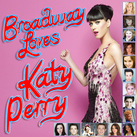 Two performances of Broadway Loves Katy Perry are set for July 13 at 54 Below.