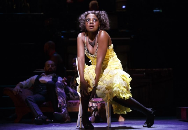 """Joaquina Kalukango takes on the role of Kate and gets to sing """"The Life of the Party."""""""