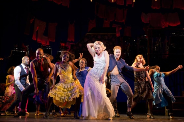 Catch Sutton Foster in The Wild Party at New York City Center.