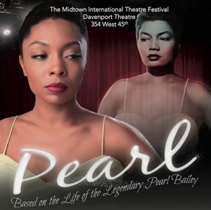 Jennie Harney stars in CB Murray's Pearl, directed by Ben Harney, at The Davenport Theatre for MITF.