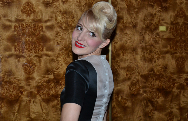 Annaleigh Ashford stars in title role of A.R. Gurney's Sylvia on Broadway.