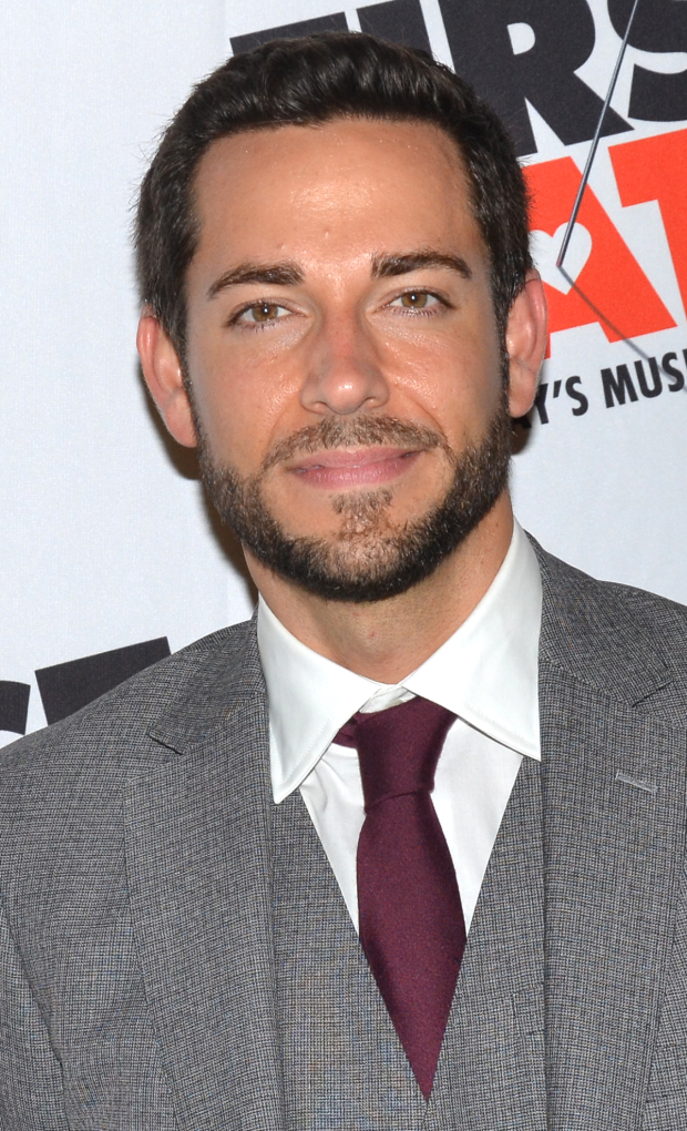 Zachary Levi Replaces Josh Radnor in Laura Benanti-Led She Loves ...