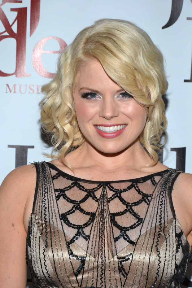 Megan Hilty will star in TV Land's new pilot from Paul Rudnick, I Shudder.