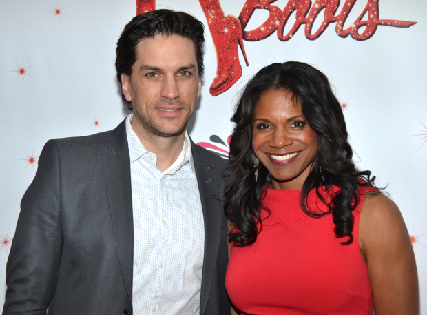 Will Swenson and Audra McDonald will perform together for one night at 54 Below.