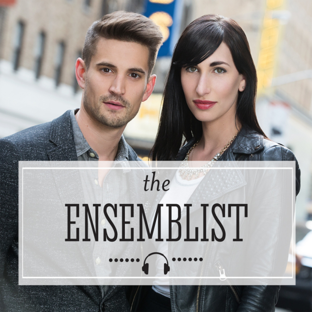 Mo Brady and Nikka Graff Lanzarone host The Ensemblist podcast.