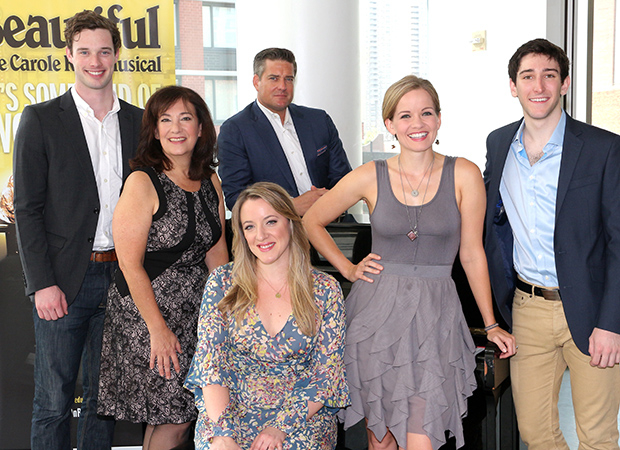 Liam Tobin, Suzanne Grodner, Curt Bouril, Abby Mueller, Becky Gulsvig, Ben Fankhauser make for a Beautiful company.