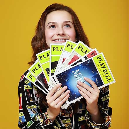 Emerson Steele makes her solo show debut in a 7pm show at 54 Below on October 14.
