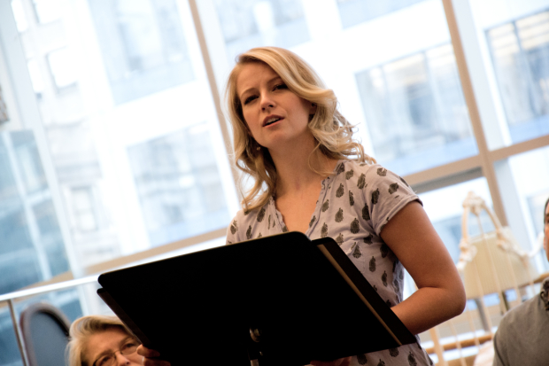 The Bridges of Madison County's Whitney Bashor sings the music of Joni Mitchell at Feinstein's/54 Below on September 15.
