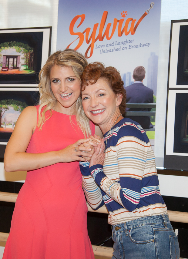 Costars Annaleigh Ashford and Julie White are excited for their Broadway arrival.