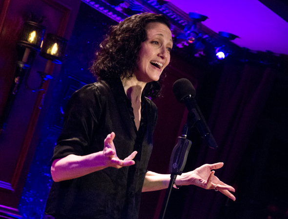 Tony winner Bebe Neuwirth will host the 2015 Broadway Salutes event at Anita's Way.