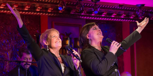 Liz Callaway and Ann Hampton Callaway among the stars who will take part on the Actors Fund benefit concert Tradition: The Jewish Legacy of Broadway.