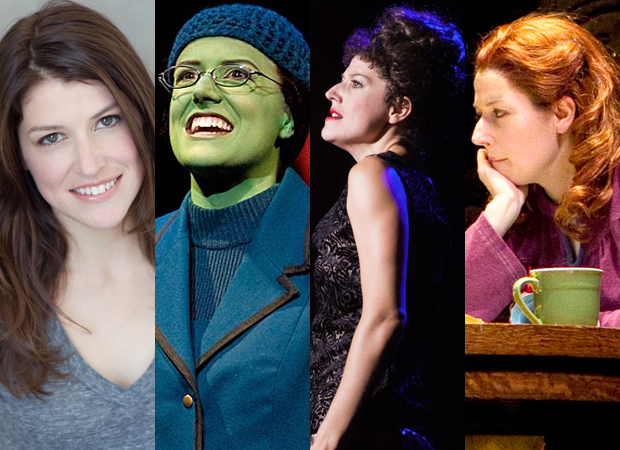 Nicole Parker has been seen in as Elphaba in Wicked, Fanny Brice in Funny Girl, and Red in The People in the Picture.