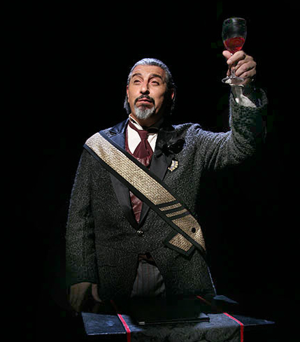 C S Lewis The Screwtape Letters to Return to New York City