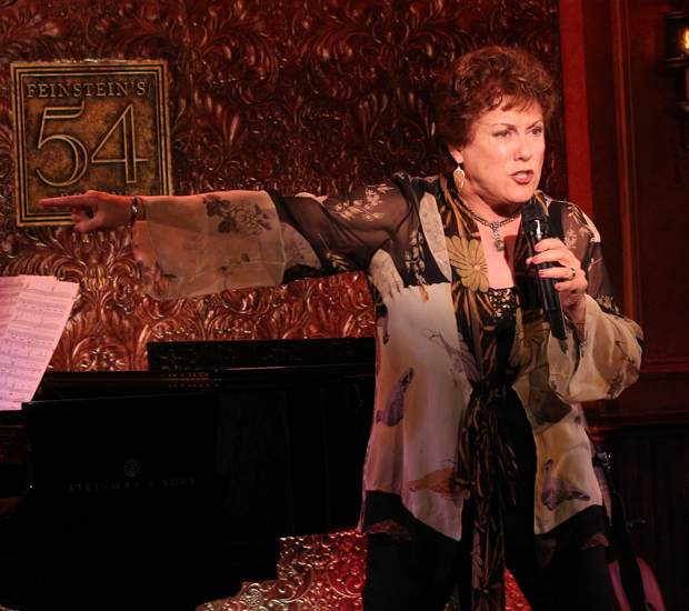 "Judy Kaye sings ""Never"" from the musical On the Twentieth Century, in which she starred."