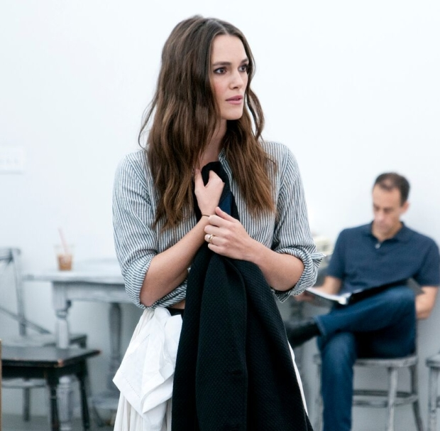 Keira Knightley stars in Roundabout Theatre Company's upcoming revival of Thérèse Raquin.