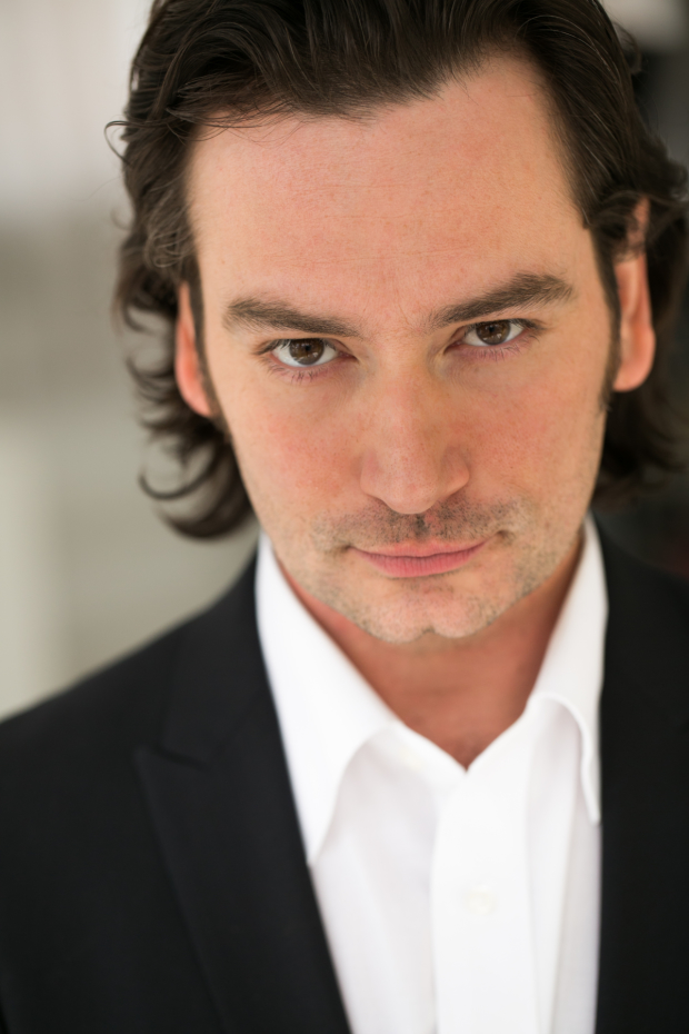 Constantine Maroulis will star as Scorpio in the world premiere of the musical Breaking Through at the Pasadena Playhouse.