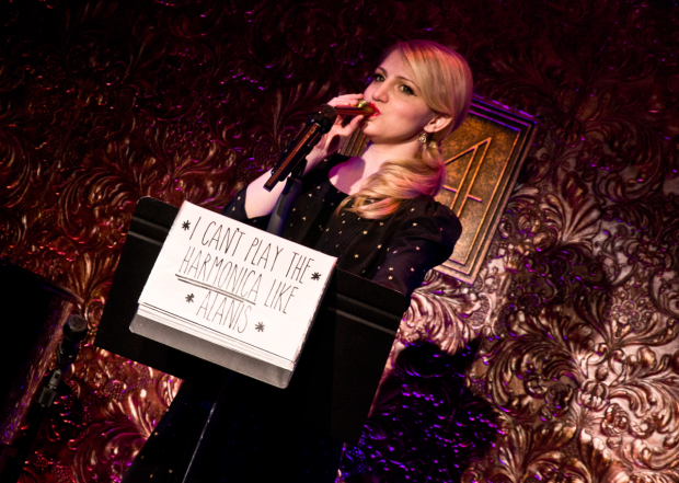 Annaleigh Ashford will perform an 11pm show at Feinstein's/54 Below on New Year's Eve.