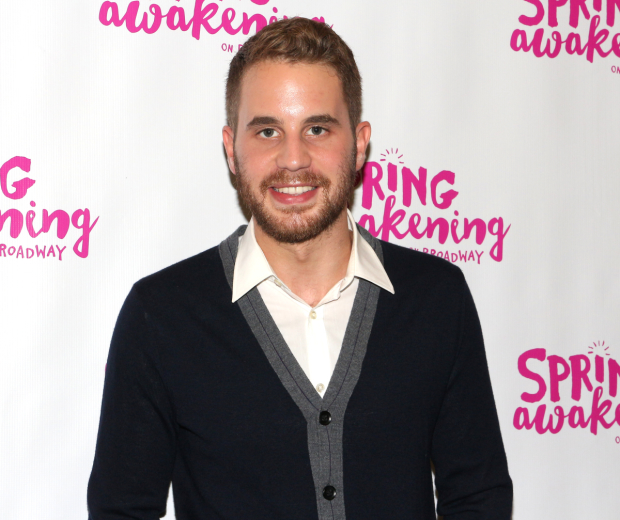 Ben Platt will join Charlie Rosen's Broadway Big Band during its October 10 engagement.