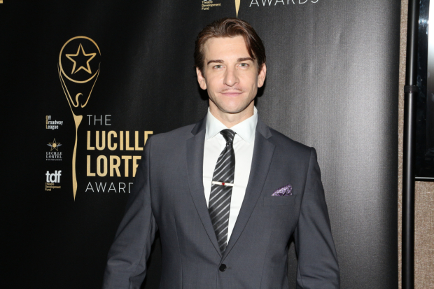 Andy Karl will join Megan Hilty in New York City Center's Annie Get Your Gun.
