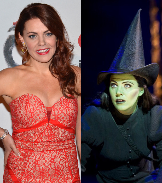 Rachel Tucker is the newest Elphaba of Broadway's long-running musical Wicked.