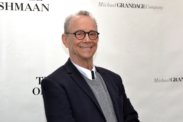 Joel Grey will be awarded the Humane Society of New York's Sandy Award at Best in Shows.