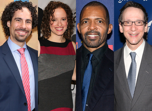 Alex Lacamoire, Lynn Shankel, Daryl Waters, and Larry Hochman are four orchestrators currently working on Broadway.