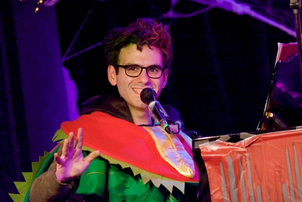 EXCLUSIVE: Joe Iconis and Family Celebrate Halloween and Be More ...