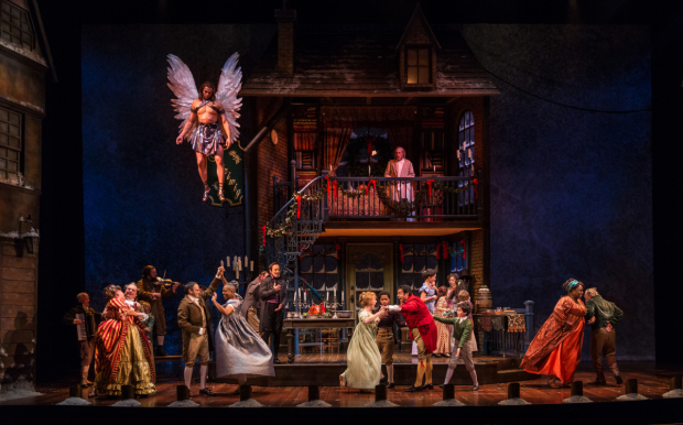 A Christmas Carol Begins Performances at Chicago's Goodman Theatre ...