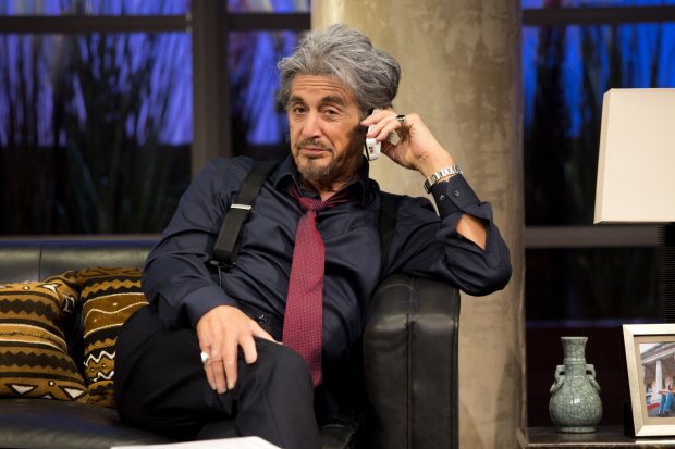 Al Pacino returns to Broadway in David Mamet's newest play, China Doll.