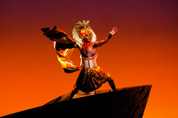 You have five chances to catch Broadway's The Lion King during Thanksgiving weekend.