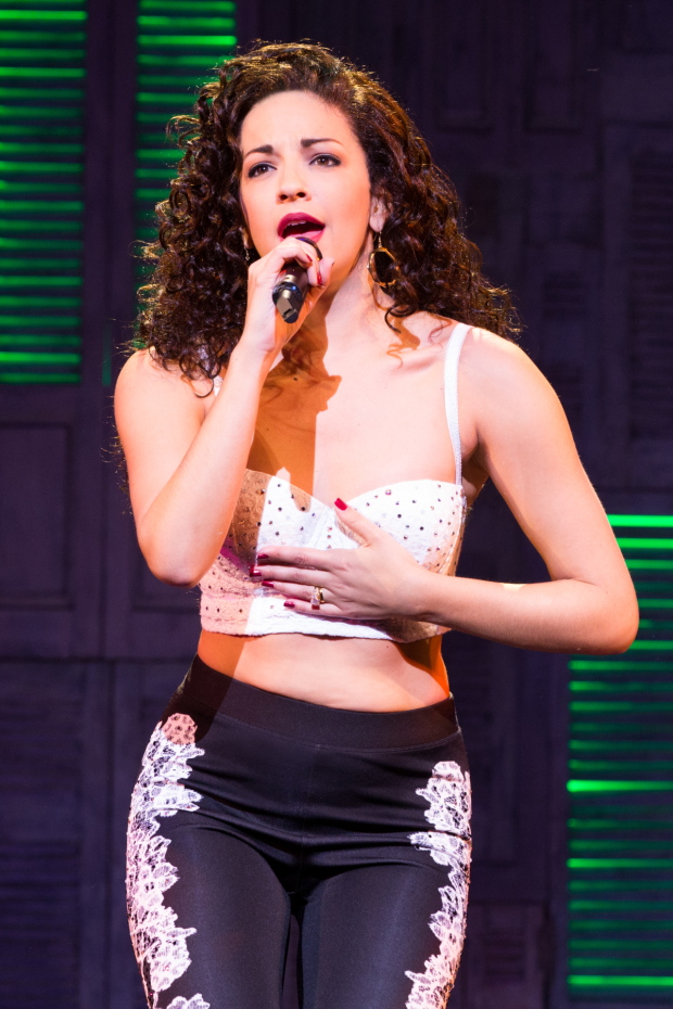 You can catch Ana Villafañe play Gloria Estefan in Broadway's On Your Feet! over Christmas week.