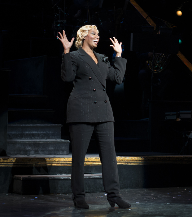 "NeNe Leakes is the newest Matron ""Mama"" Morton in Broadway's Chicago."