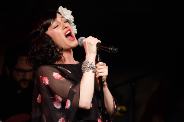 Lena Hall brings her latest cabaret show to Feinstein's/54 Below.