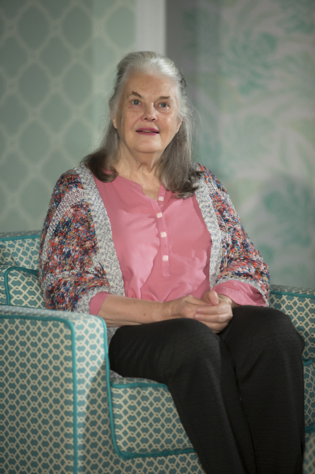 Lois Smith stars in Marjorie Prime at Playwrights Horizons and will reprise her role in the upcoming film adaptation.