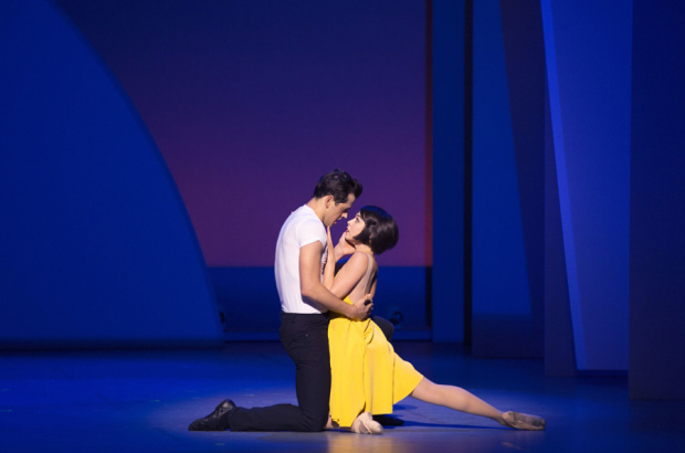 Robert Fairchild and Leanne Cope are 2015 Grammy nominees for the cast album of An American in Paris.