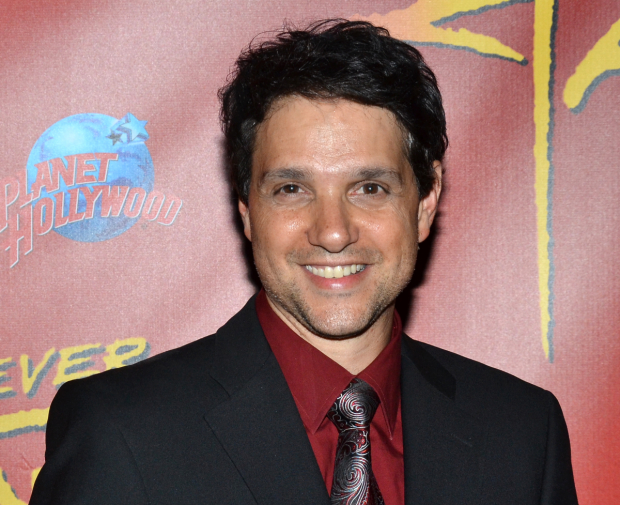 Ralph Macchio will star in the new off-Broadway play A Room of My Own.