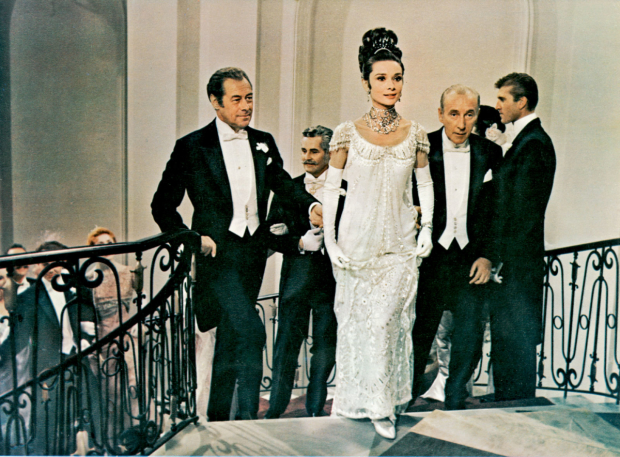 A scene from the 1964 film adaptation of My Fair Lady, coming to Bay Street Theater in the summer of 2016.