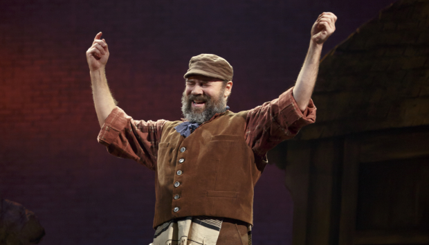 Superior Danny Burstein Stars As Tevye In Fiddler On The Roof, Opening Tonight At  The Broadway