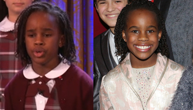Bobbi Mackenzie currently stars as Tomika in School of Rock at the Winter Garden Theatre.
