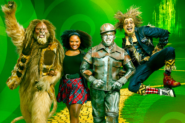 David Alan Grier, Shanice Williams, Ne-Yo, and Elijah Kelley starred in NBC's The Wiz Live!