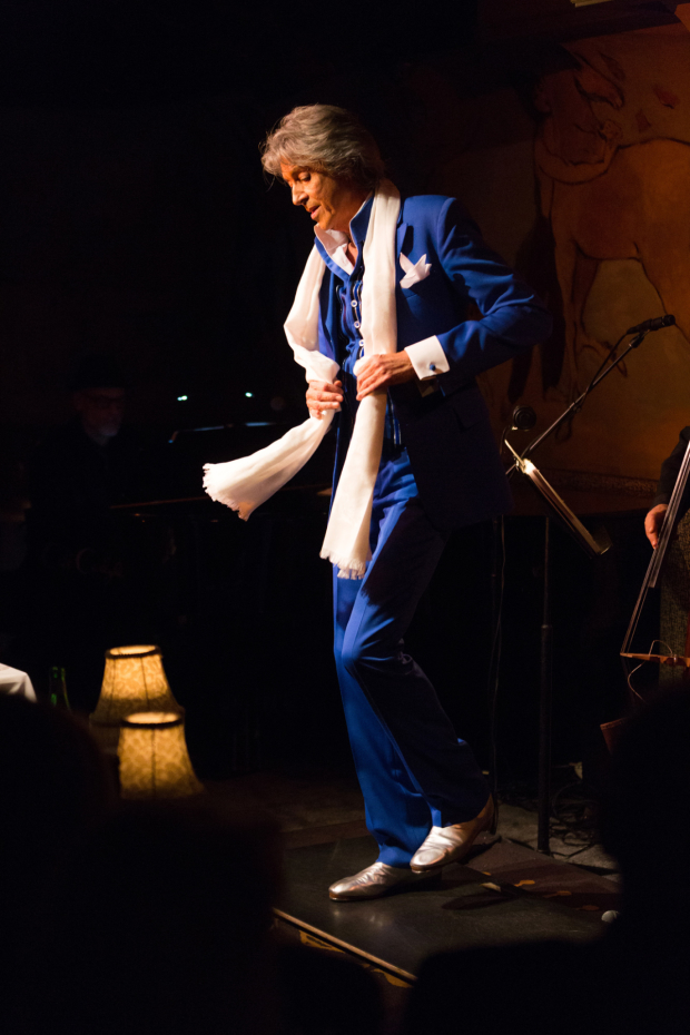 Tommy Tune tap dances in Tommy Tune Tonight!