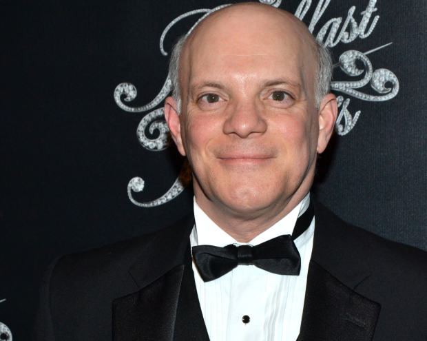 Broadway regular Eddie Korbich joins the Valentine's Day I Do! I Do! concert at Feinstein's/54Below with his partner Andy Leech.