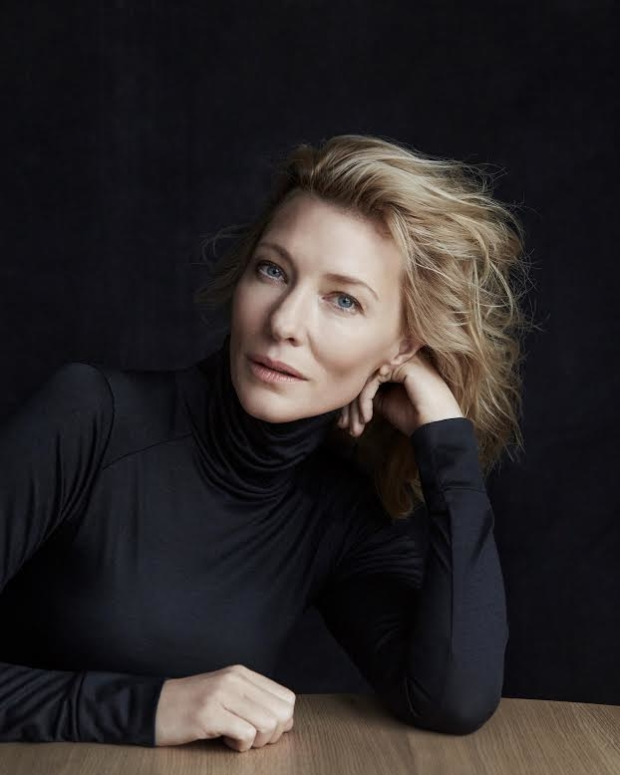 Two-time Academy Award winner Cate Blanchett will make her Broadway debut this winter in The Present.