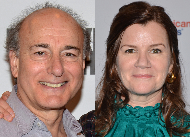 Peter Friedman and Mare Winningham star in the LCT3 production of Greg Pierce's new play, Her Requiem.