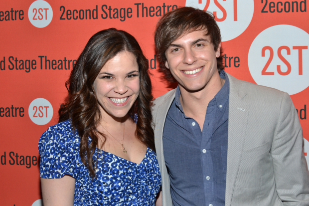 Lindsay Mendez and Derek Klena will sing the music of Rosser and Sohne and Feinstein's/54 Below.